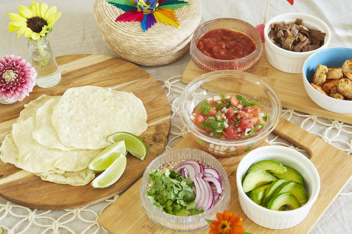 簡単タコスからピニャータまで。夏のおうち時間を盛り上げるなら「メキシカンパーティー」で!