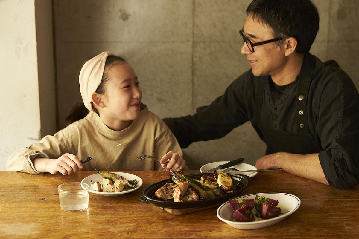 """シェフ・相場正一郎のごちそうレシピ。ひな祭りのメニューは""""父の味""""を定番に"""