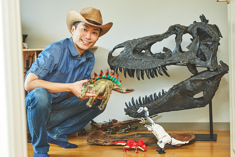 【ロングインタビュー】恐竜くんができるまで