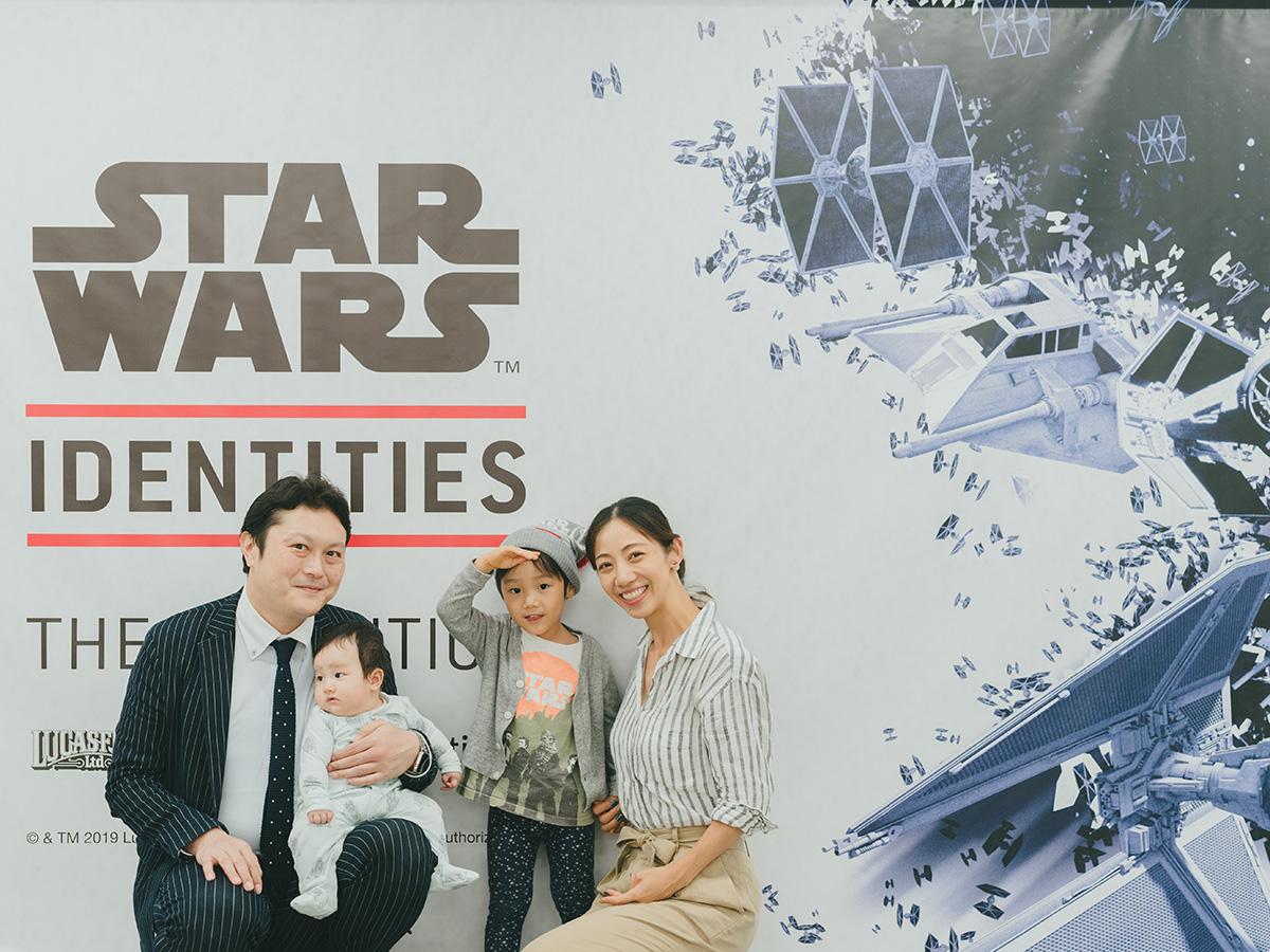 間もなくシリーズ完結編も公開!『STAR WARS™ Identities: The Exhibition』へ〈MilK JAPON〉会員リポーターと行ってきました!