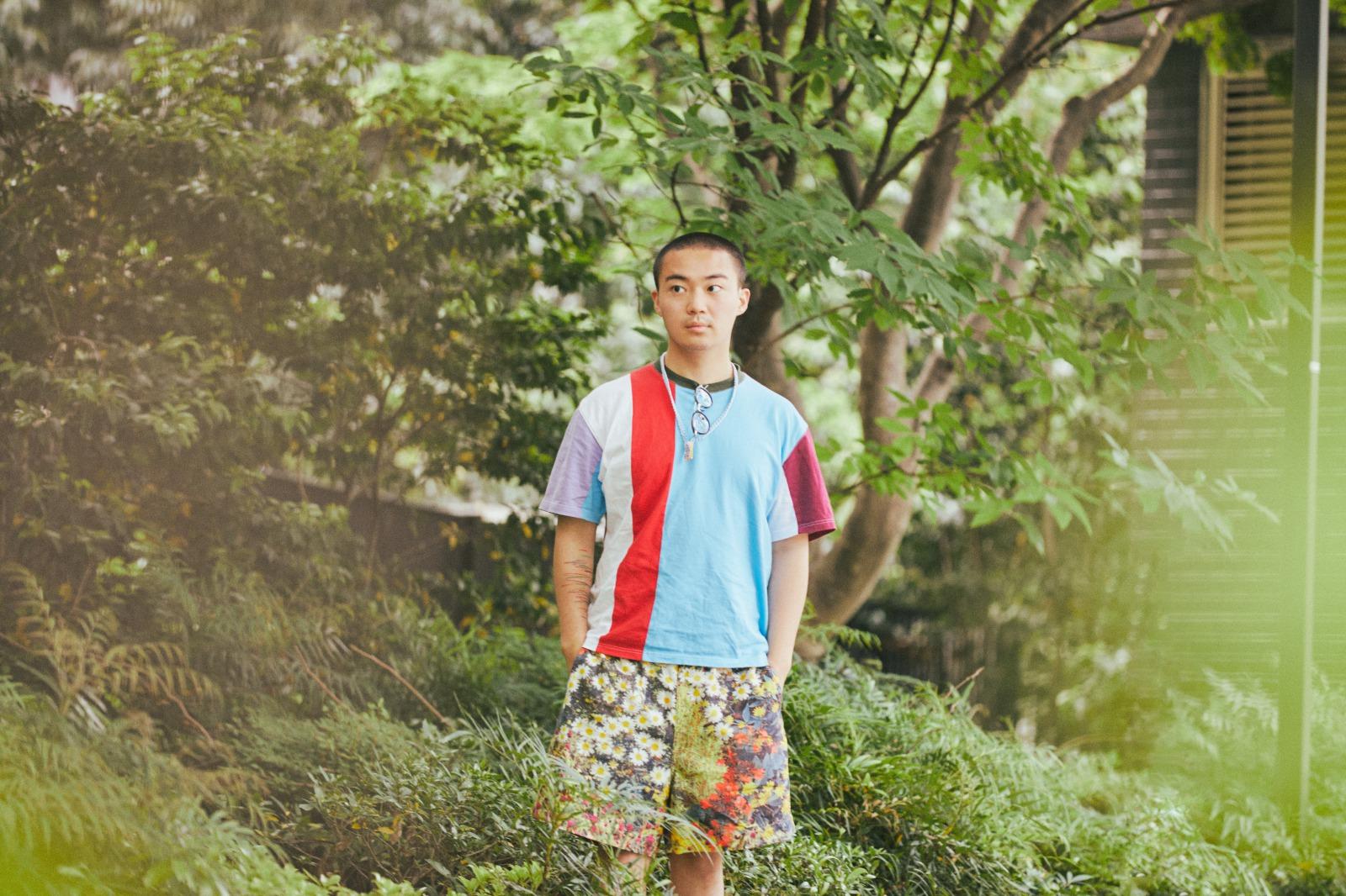 清水文太が子供服ブランドに込めた、カラフルな未来