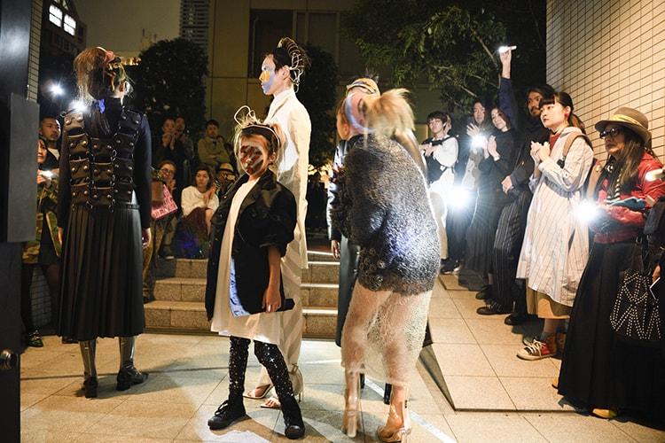 子どもたちが中心となって作り上げた<br/>「HAPPENING」ファッションショーに密着!