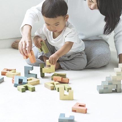 子どもの感性を育むおしゃれ知育玩具〈つくる編〉おすすめ10選