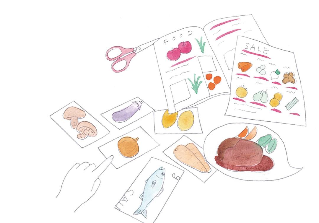 食育は日々の暮らしに取り入れて ― 遊びから始める、楽しい食育:第2回
