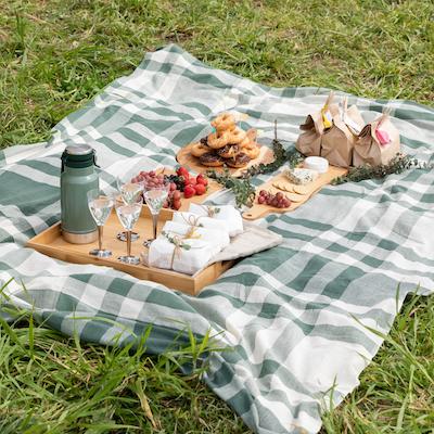 週末のピクニックを素敵にハックする。お外時間を格上げする3つのアイデア