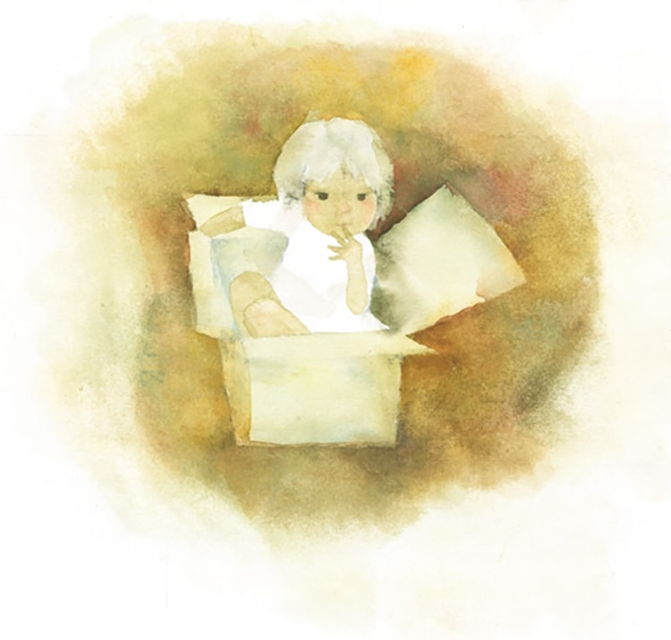 「作家で、母で つくる そだてる 長島有里枝」展画像