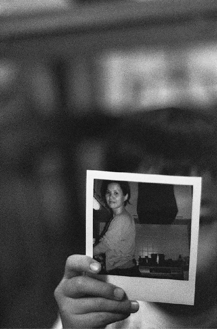 「作家で、母で つくる そだてる 長島有里枝」展