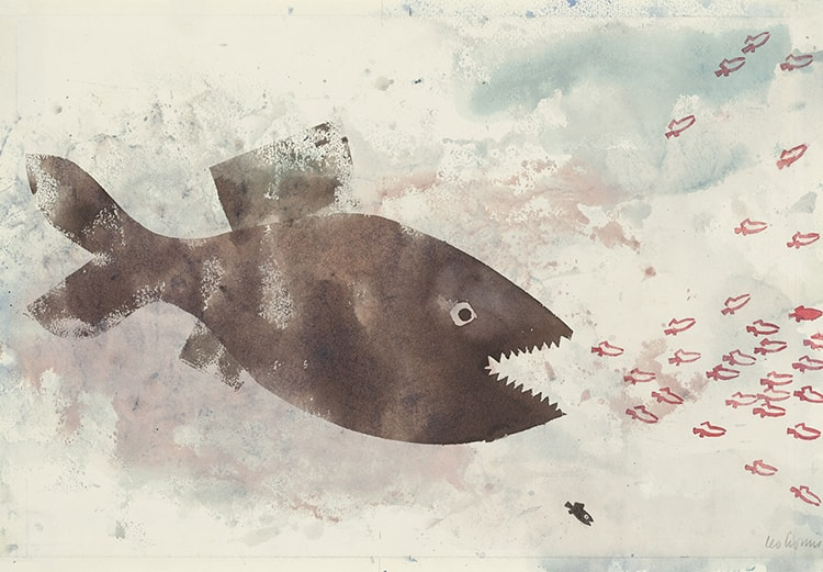 「みんなのレオ・レオーニ展」画像