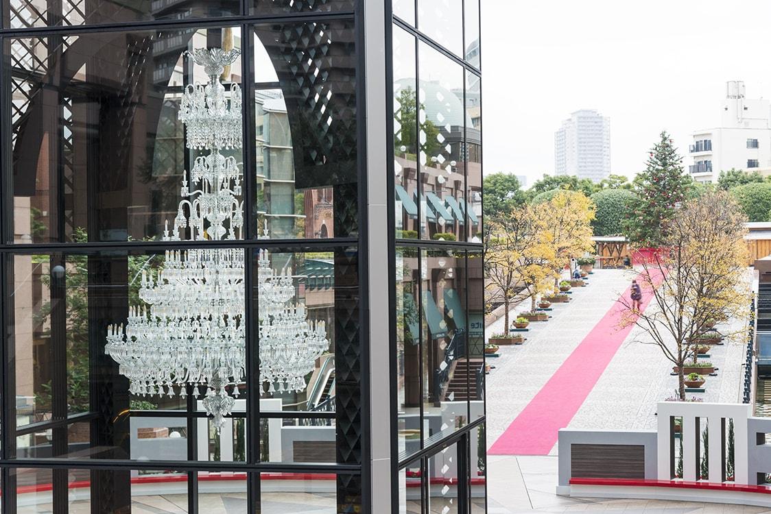 「恵比寿ガーデンプレイスウィンターイルミネーション2018」画像