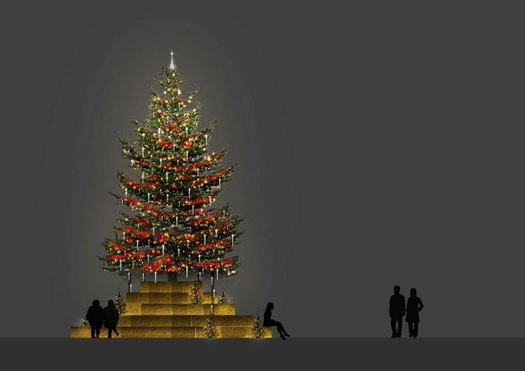 「Roppongi Hills Christmas 2018」画像
