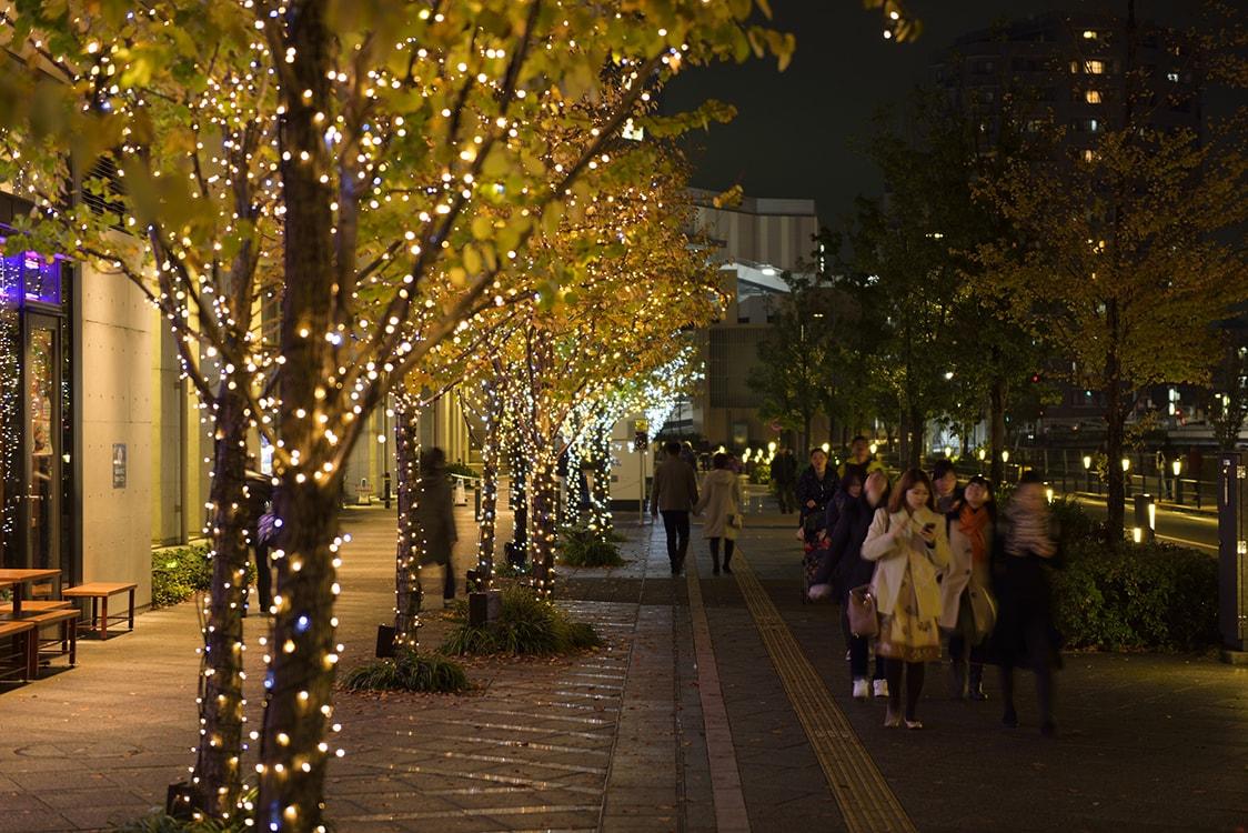 「東京スカイツリータウン®ドリームクリスマス2018」画像