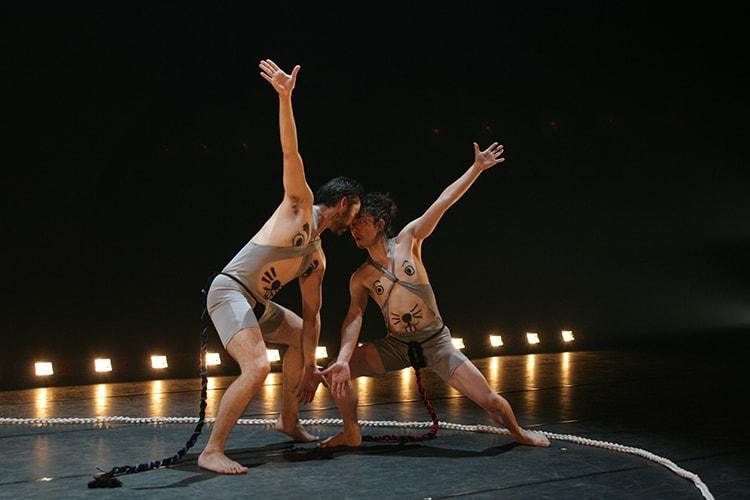 「日本昔ばなしのダンス」画像