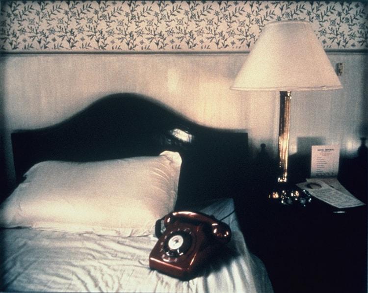 「ソフィ カル―限局性激痛」 原美術館コレクションより 画像