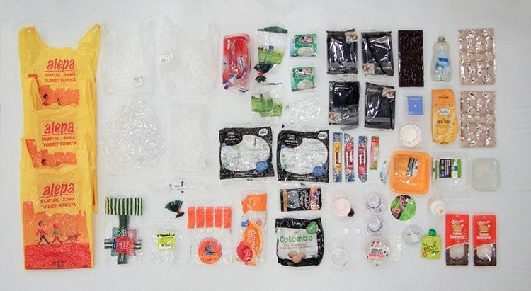 「ポート・ジャーニー・プロジェクト OUR PLASTIC展」画像