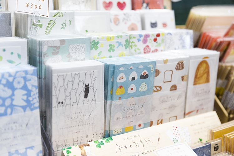 「紙博 & 布博 ~夢の共演! 手紙社の大博覧会~」画像