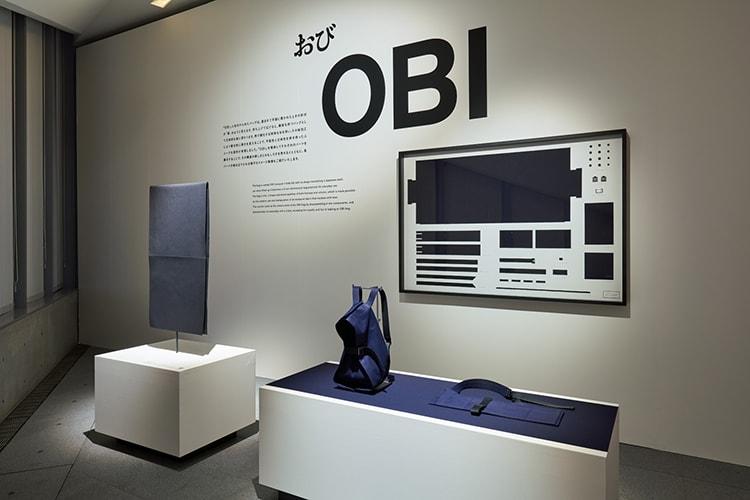 「『OBI KONBU』展MIYAKE DESIGN STUDIO 新作シリーズ①」画像