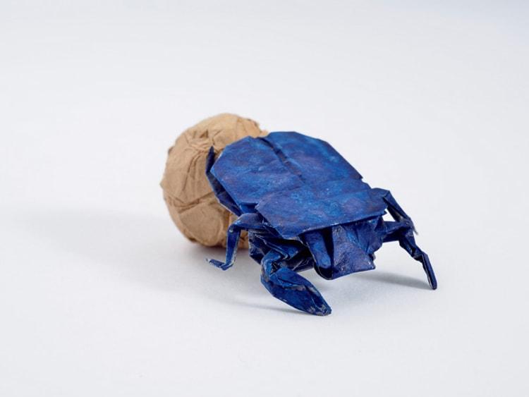 「受贈記念 吉澤章 創作折り紙の世界」佐野美術館