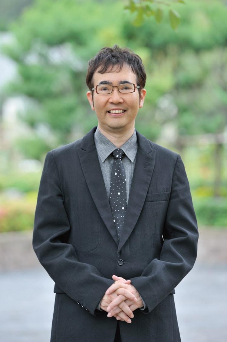 福岡伸一 プロフィール写真