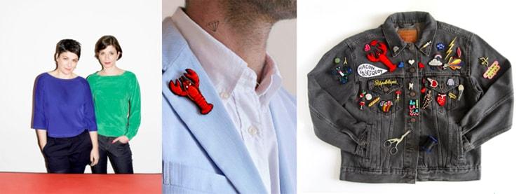 〈パスザバトン〉と〈MACON ET LESQUOY〉のコラボ企画「愛着のある洋服たちの救世主」