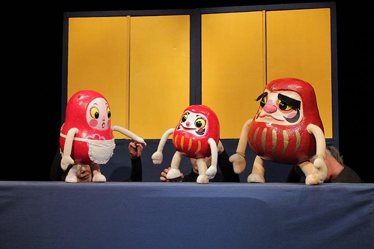 人形劇団プーク「だるまちゃんとてんぐちゃん」「人形音楽バラエティー くるみ割り人形」