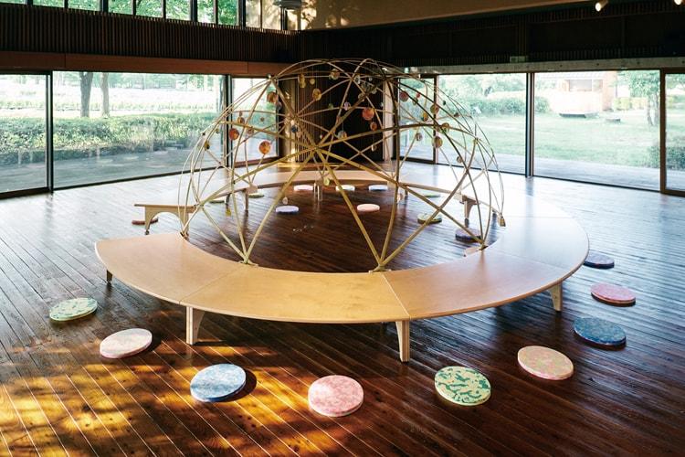 「ちひろさんの子どもたち」谷川俊太郎×トラフ建築設計事務所
