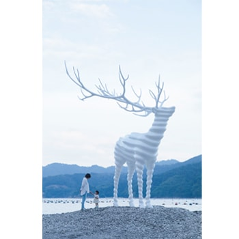 宮城県・牡鹿半島と石巻市街地で「リボーンアート・フェスティバル」を開催!