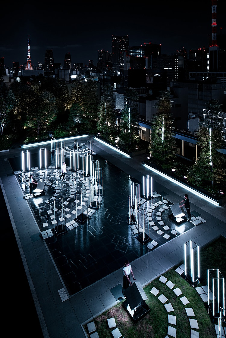 ROOF TOP ORCHESTRA-音を奏でる庭園-