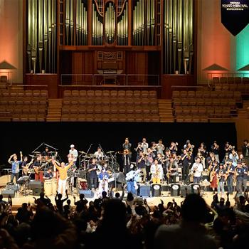 〈横浜みなとみらいホール〉で「わくわく JAZZ♪」を開催!中高生とプロ楽団が共演