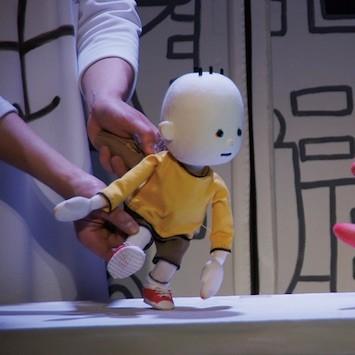 ヨシタケシンスケ『りんごかもしれない』が初の人形劇化! 人形劇団 「プーク」2月公演はオンライン配信も開催