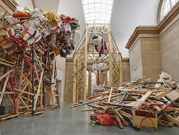 アート界の女性パワーを体感する。「アナザーエナジー展:挑戦しつづける力—世界の女性アーティスト16人」