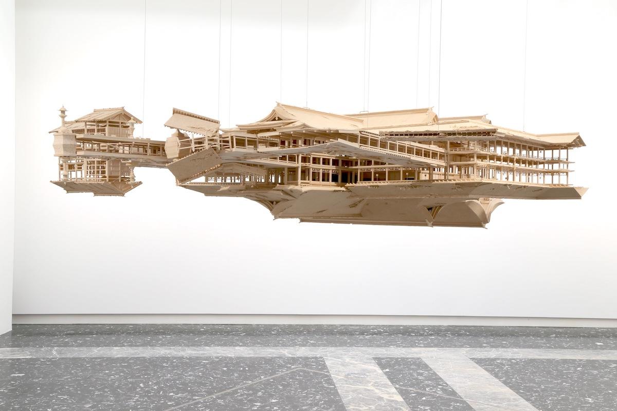 岩崎貴宏《リフレクション・モデル(テセウスの船)》2017年 金沢21世紀美術館蔵©Takahiro Iwasaki, Courtesy of ANOMALY