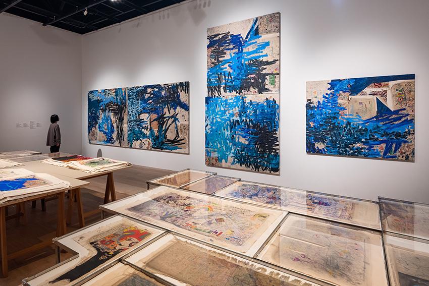 オスカー・ムリーリョ 《フリクエンシーズ(周波)》 2013年- Courtesy: Frequencies Foundation 展示風景:「MAMプロジェクト029:オスカー・ムリーリョ」森美術館(東京)2021年 撮影:古川裕也 画像提供:森美術館