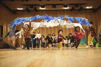 「ダンス保育園!!」がライブ配信で楽しめる、東京・青山のダンスフェスティバル 「Dance New Air」