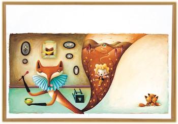 世界の最新絵本が集結!茅ヶ崎市美術館の「ブラチスラバ世界絵本原画展 こんにちは(Ahoj)!チェコとスロバキアの新しい絵本」
