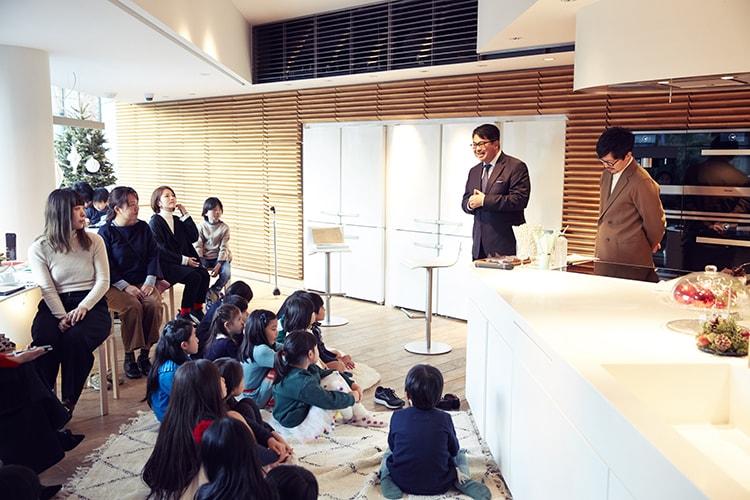 〈Miele〉×〈MilK JAPON〉によるクリスマスパーティの様子をレポート! 画像