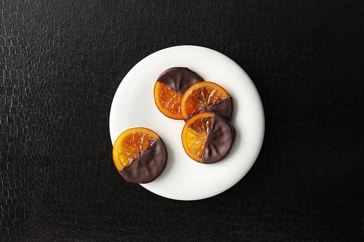 横浜のチョコレートブランド〈バニラビーンズ〉のオランジュ