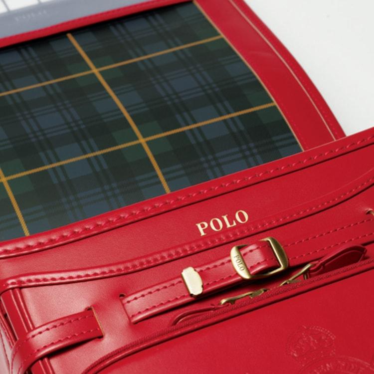 〈ポロ ラルフ ローレン〉の「タータンチェック コレクション」