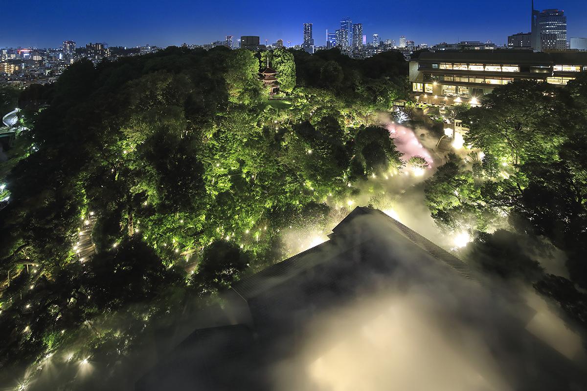「ホテル椿山荘東京」のガーデンビュー確約プラン。都会のオアシスで親子で充実のおこもりステイ