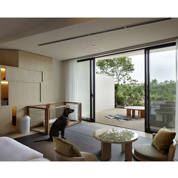 「SORANO HOTEL」で愛犬と一緒に宿泊!家族みんなでリゾート感を満喫