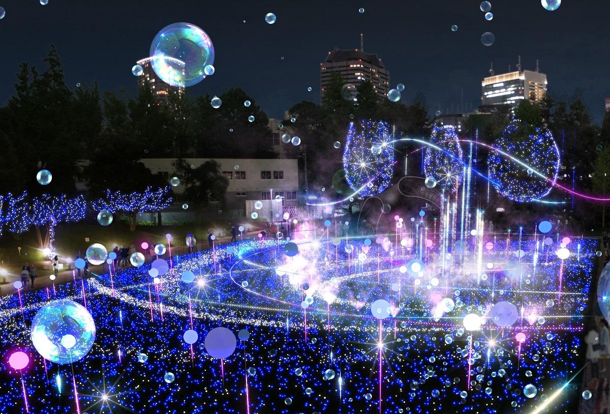 〈東京ミッドタウン〉クリスマスイベント『MIDTOWN CHRISTMAS 2019』開催!