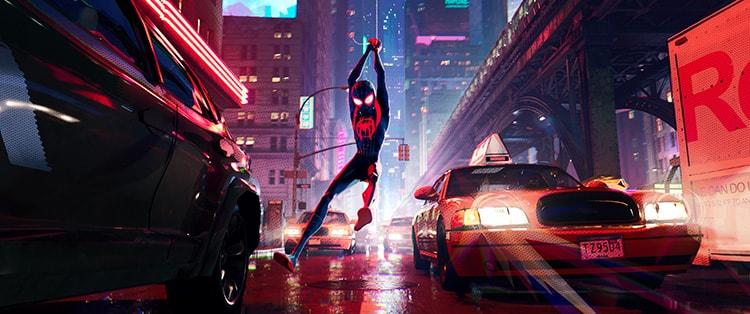 スパイダーマンシリーズ最新作はアニメーション映画