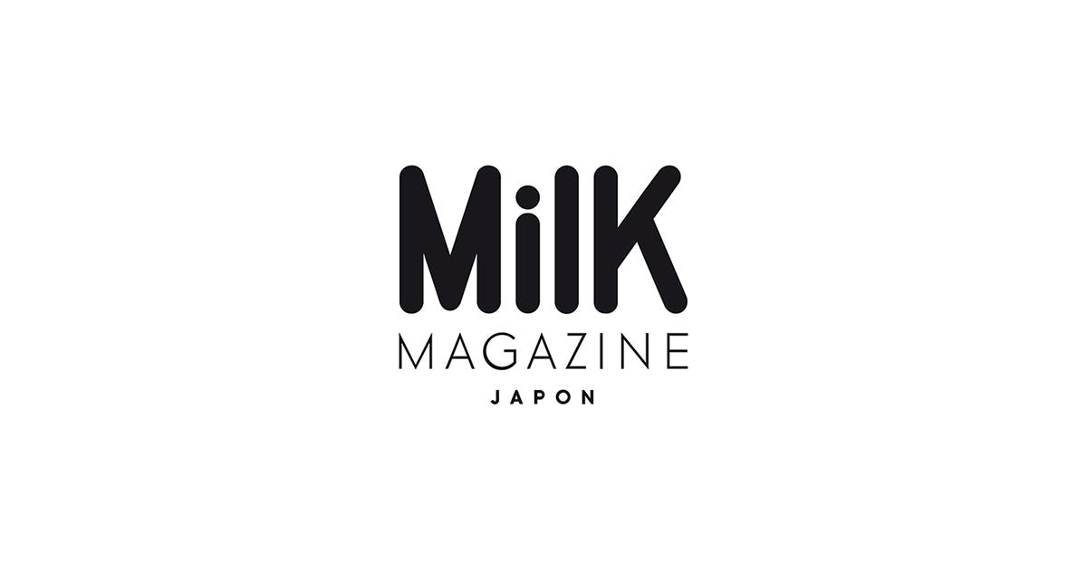 『MilK JAPON』ライセンス終了のお知らせ