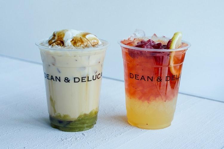 〈DEAN & DELUCA〉彩り溢れる、春の限定ドリンク登場!