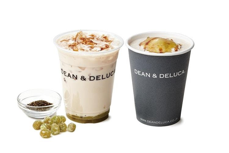 〈DEAN & DELUCA〉春の限定ドリンク「豆乳ジャスミンティー」