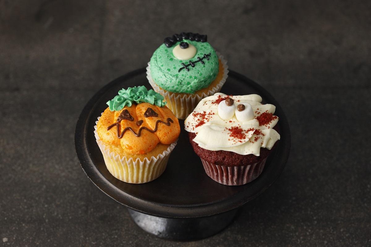 Lola'sCupcakes ハロウィンカップケーキ