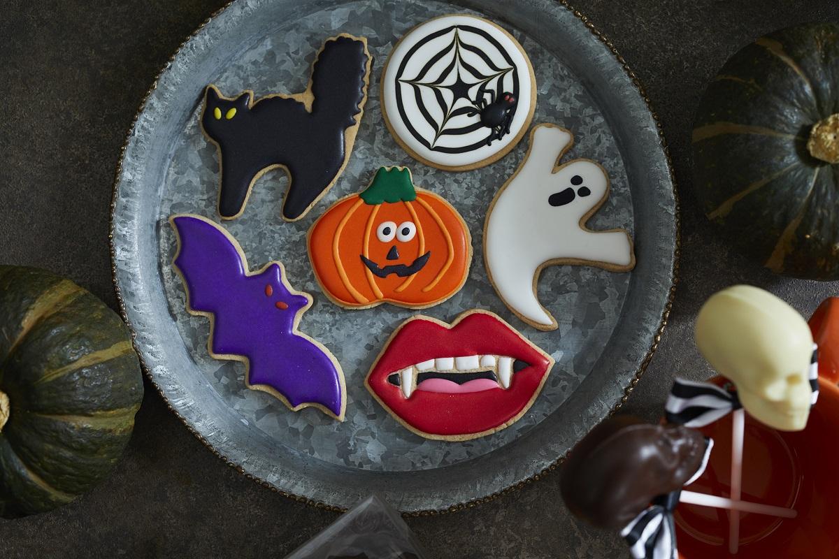 DEAN & DELUCA アイシングクッキー