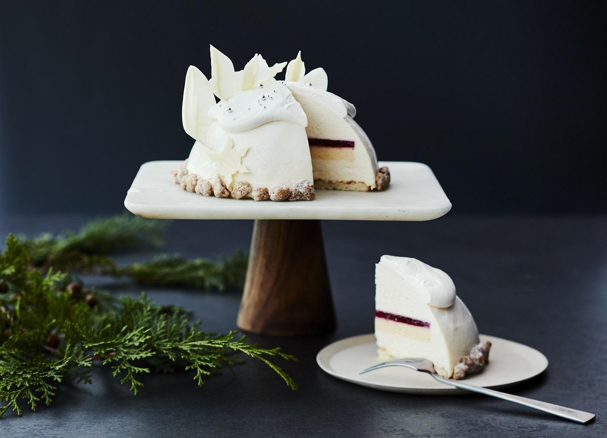 〈ブール アンジュ〉オリジナルのクリスマスケーキ