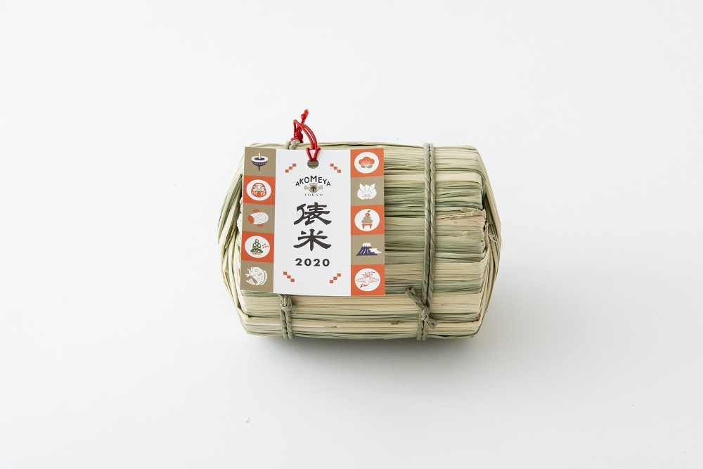 〈AKOMEYA TOKYO〉米俵