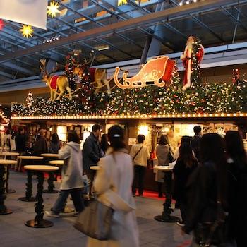 六本木ヒルズで旅気分! 本場ドイツの雰囲気を再現したクリスマスマーケット