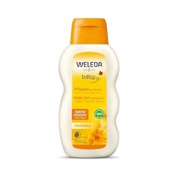 ヴェレダから無香料のオーガニックベビーオイルが新登場。ベビーマッサージや保湿に活躍